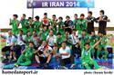 عراق قهرمان مسابقات زیر 14 سال آسیا